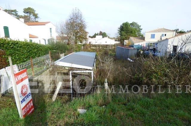 Verkauf grundstück La tranche sur mer 67790€ - Fotografie 1
