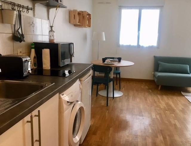 Location appartement Asnieres sur seine 860€ CC - Photo 5