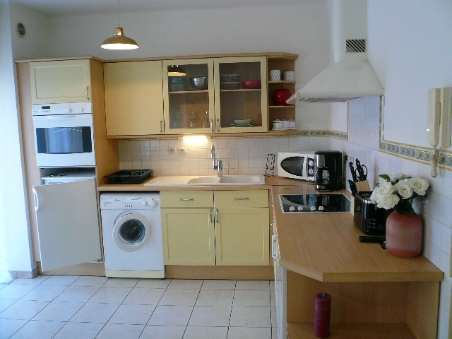 Rental apartment Nice 810€ CC - Picture 4