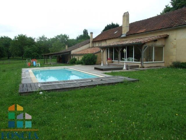 Vente maison / villa Saint-germain-et-mons 399000€ - Photo 2