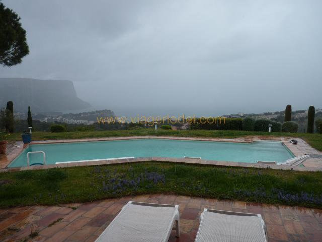 Life annuity house / villa Cassis 435000€ - Picture 1
