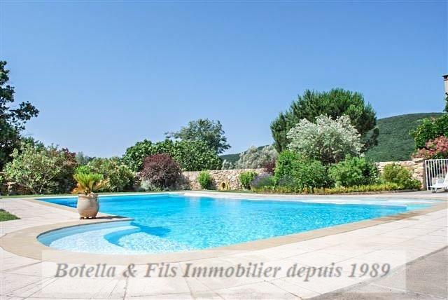Verkoop van prestige  huis Uzes 985000€ - Foto 7
