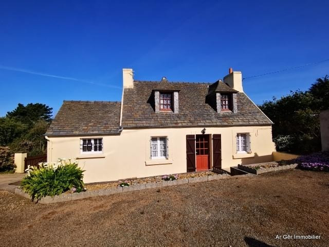 Sale house / villa Plougasnou 109140€ - Picture 1