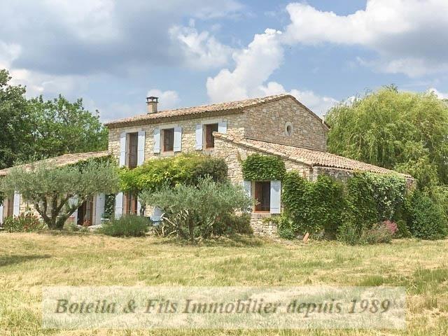 Vente de prestige maison / villa Goudargues 485000€ - Photo 11