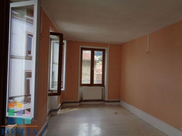 Sale apartment Tarare 59000€ - Picture 2