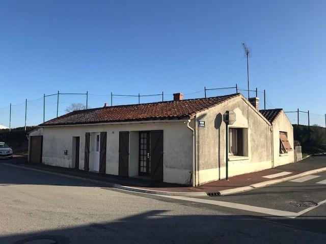 Vente maison / villa Ste flaive des loups 95000€ - Photo 1