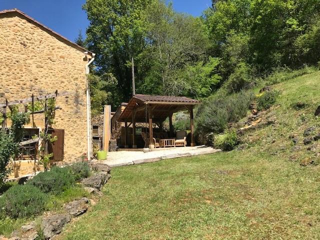 Sale house / villa Salles de belves 151200€ - Picture 6