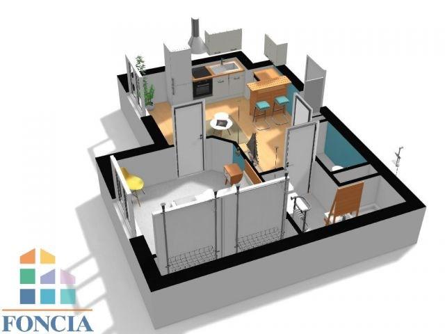 Sale apartment Péronnas 84500€ - Picture 3