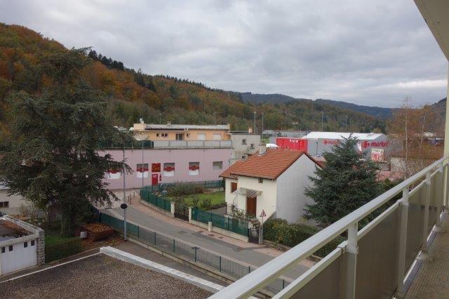 Vente appartement Unieux 91000€ - Photo 12