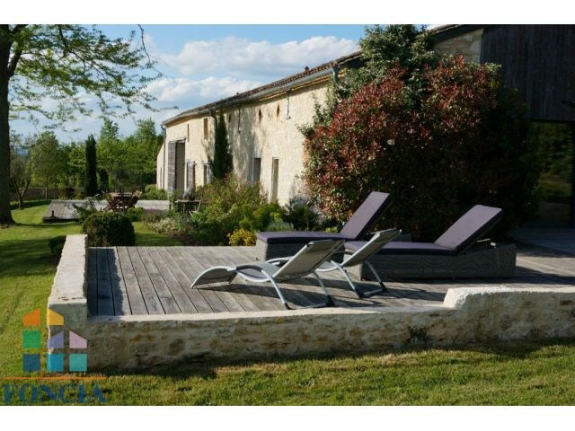Deluxe sale house / villa Gageac-et-rouillac 986000€ - Picture 1