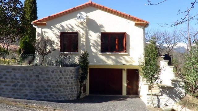 Vente maison / villa Serralongue 260 000€ - Photo 2