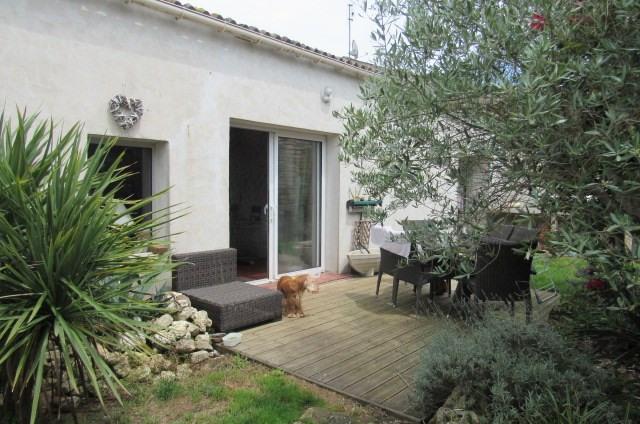 Vente maison / villa Saint-sulpice-d'arnoult 212000€ - Photo 1