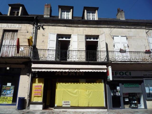 Sale building Terrasson la villedieu 76300€ - Picture 1