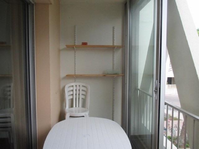 Location vacances appartement La grande motte 247€ - Photo 6
