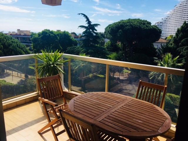 Vente appartement Villeneuve loubet 190000€ - Photo 1
