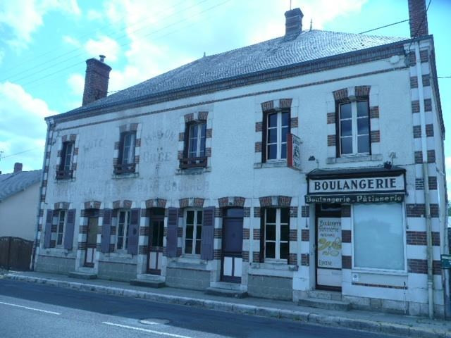 Vente immeuble Aubigny sur nere 75000€ - Photo 1
