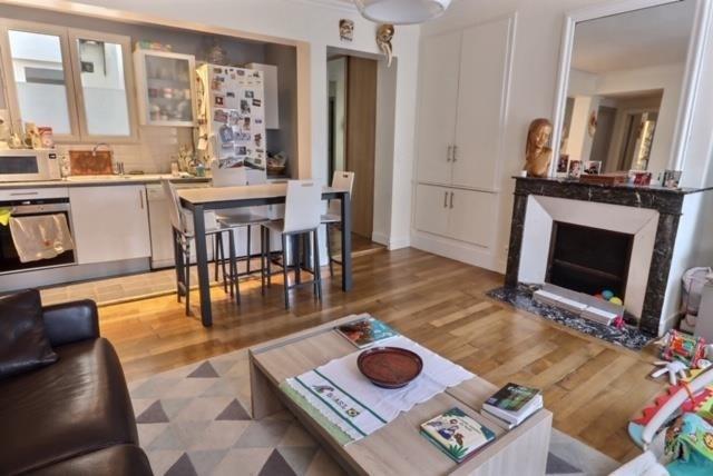 Vente appartement Versailles 415000€ - Photo 5