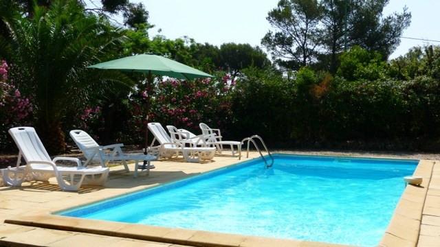 Location vacances maison / villa Les issambres 1105€ - Photo 1