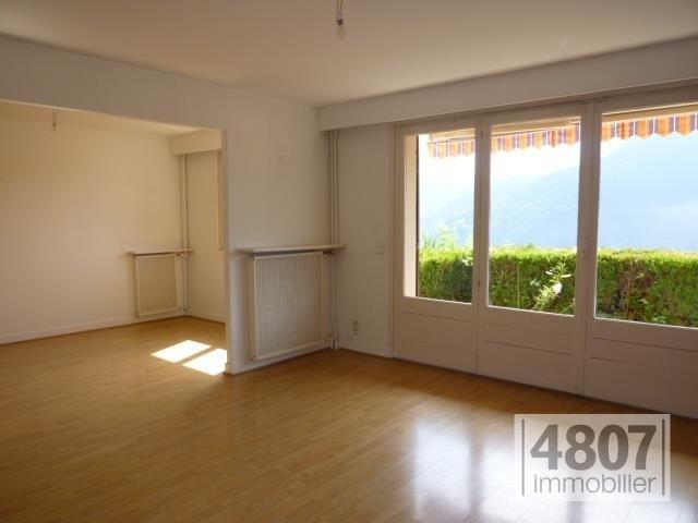 Location appartement Passy 1000€ CC - Photo 2