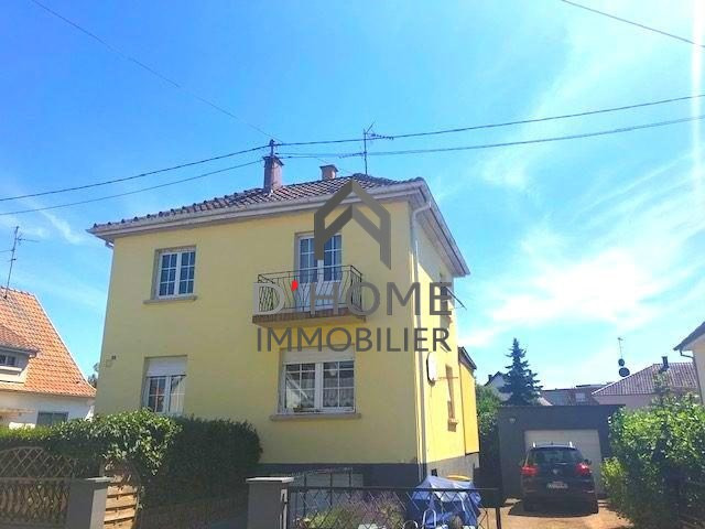 Vente maison / villa Haguenau 304 900€ - Photo 1