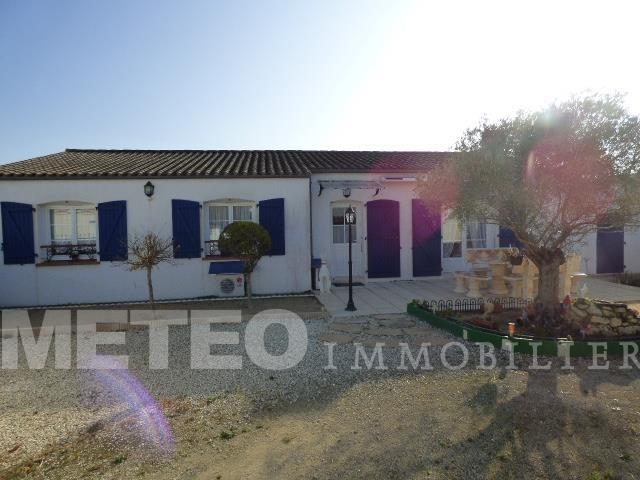 Sale house / villa La tranche sur mer 314500€ - Picture 1