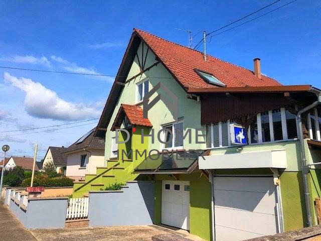 Revenda casa Gumbrechtshoffen 299000€ - Fotografia 3