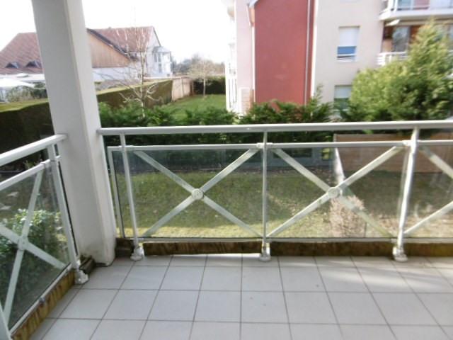 Rental apartment Burnhaupt le bas 690€ CC - Picture 3