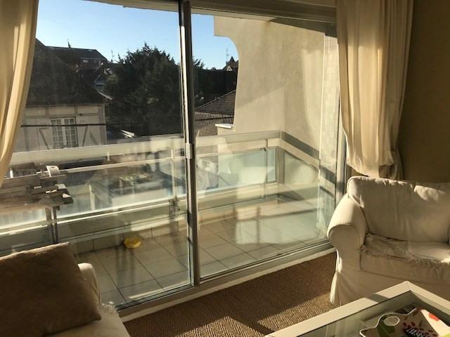 Verkoop  appartement Le touquet paris plage 222600€ - Foto 9