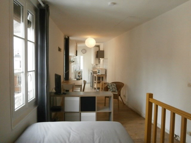 Rental apartment Fontainebleau 846€ CC - Picture 8