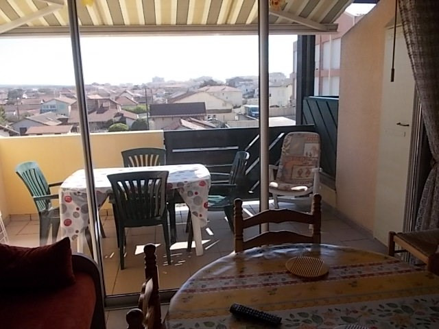 Vacation rental apartment Mimizan 540€ - Picture 1