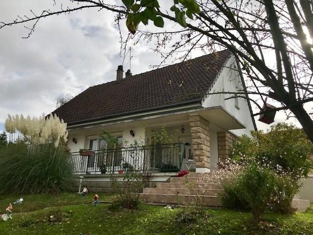 Sale house / villa Morainvilliers 577500€ - Picture 1