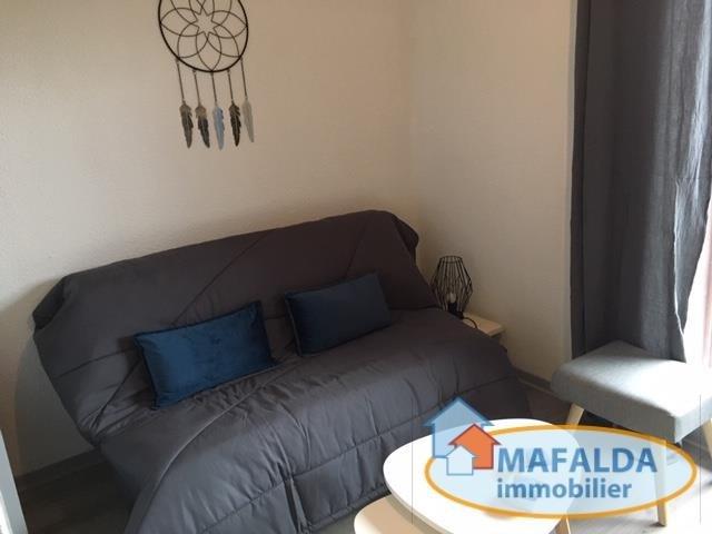 Rental apartment Mont saxonnex 390€ CC - Picture 2