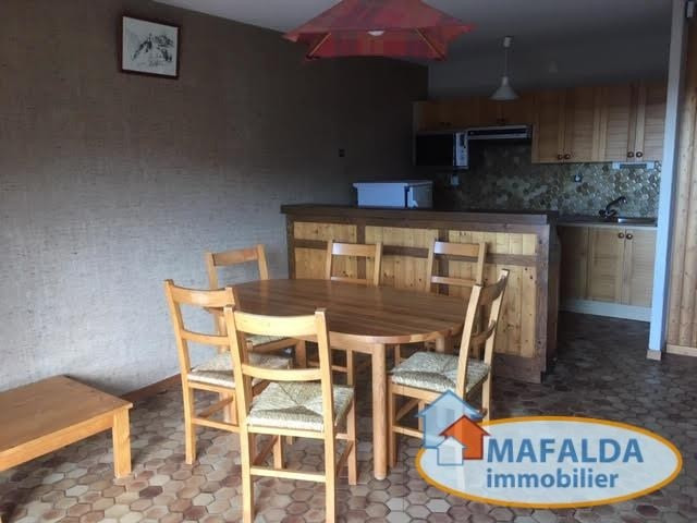 Location appartement Mont saxonnex 510€ CC - Photo 1