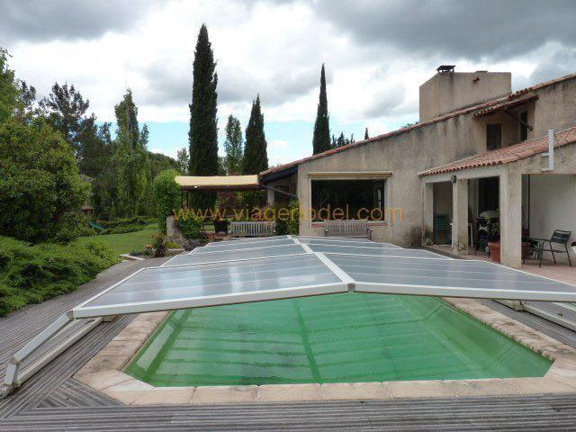 Vendita nell' vitalizio di vita casa Le tholonet 215000€ - Fotografia 4