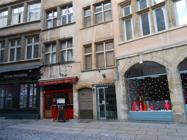 Location appartement Lyon 5ème 507€ CC - Photo 1