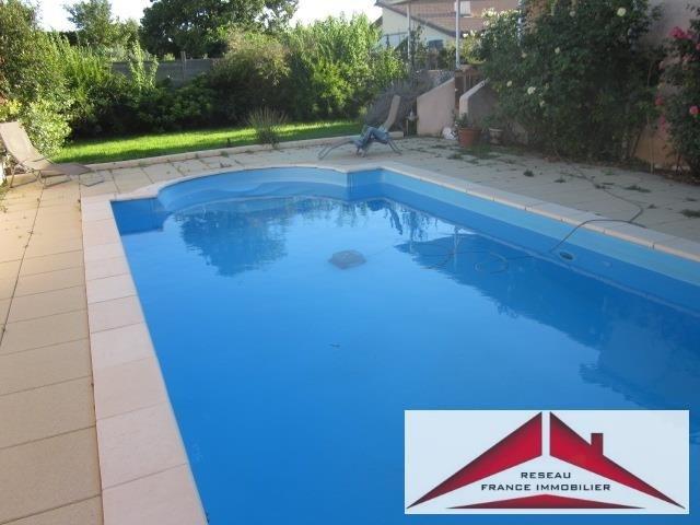 Sale house / villa St mathieu de treviers 367500€ - Picture 1