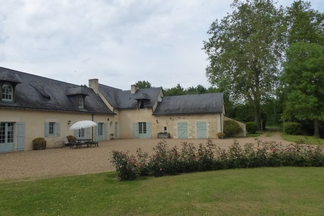 Deluxe sale house / villa Angers 685000€ - Picture 1