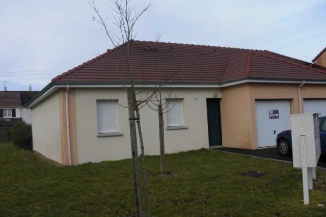 Vente maison / villa Chatellerault 125000€ - Photo 1