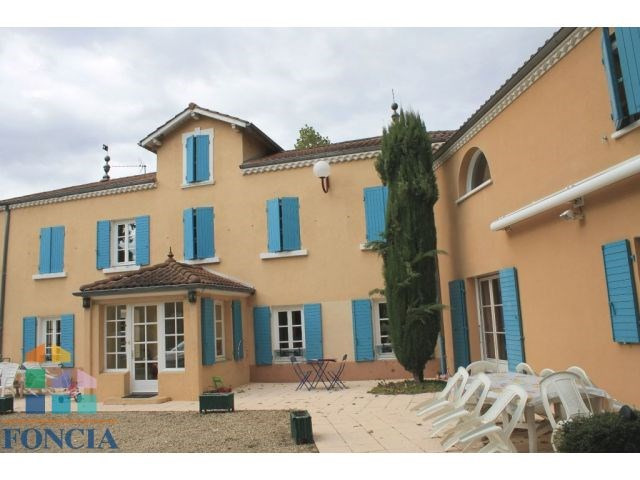 Deluxe sale house / villa Reyrieux 595000€ - Picture 2