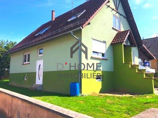 Revenda casa Gumbrechtshoffen 299000€ - Fotografia 1
