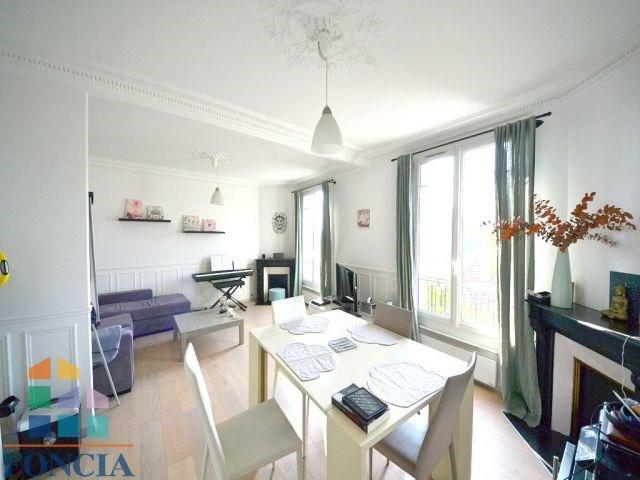 Vente appartement Suresnes 335000€ - Photo 1