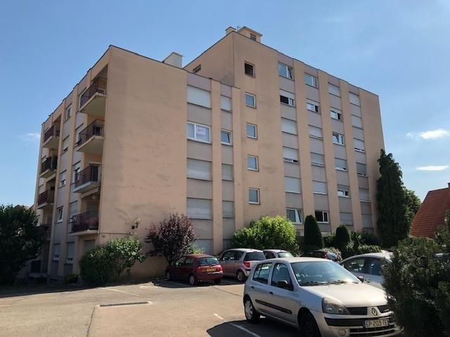 Location appartement Schiltigheim 540€ CC - Photo 1
