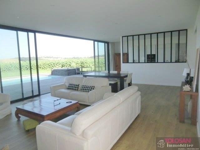 Vente de prestige maison / villa Montgiscard secteur 558000€ - Photo 5