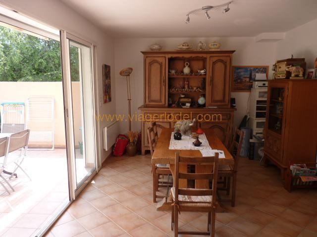 Lijfrente  huis Mazaugues 110000€ - Foto 7