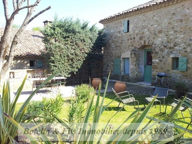 Verkoop van prestige  huis Uzes 1595000€ - Foto 8