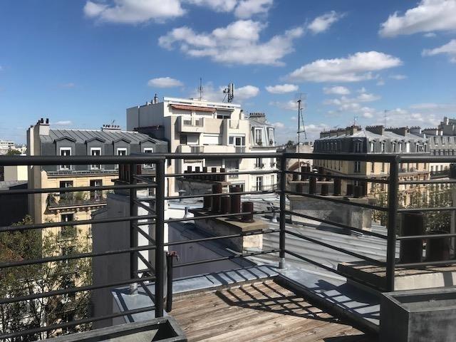 Alquiler  loft/taller/superficie Paris 18ème 2900€ CC - Fotografía 1