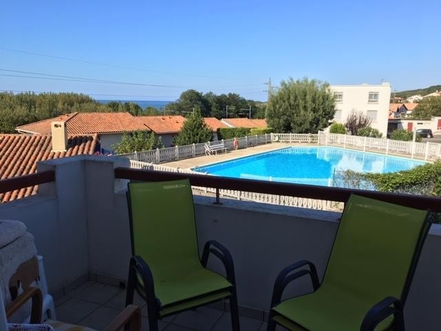 Sale apartment Hendaye 230 000€ - Picture 1