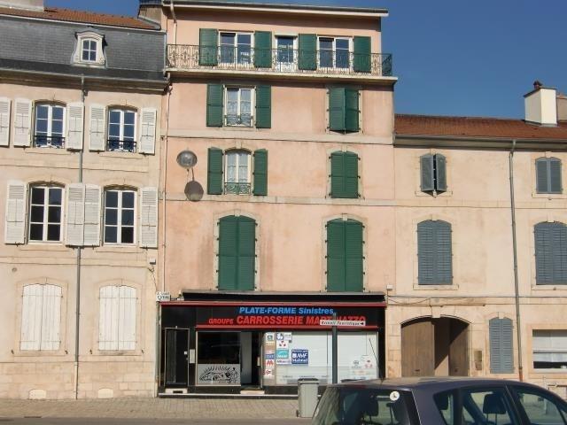 Sale building Luneville 369000€ - Picture 1