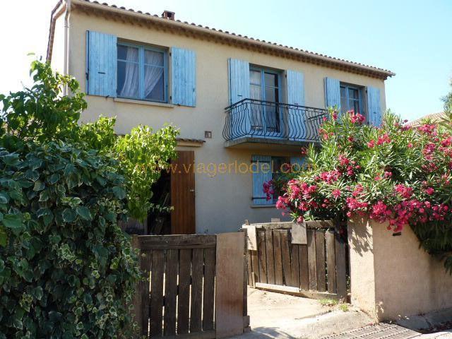 Life annuity house / villa Sainte-maxime 63000€ - Picture 1