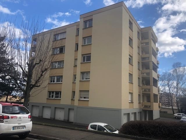 Sale apartment Hoenheim 122 000€ - Picture 1